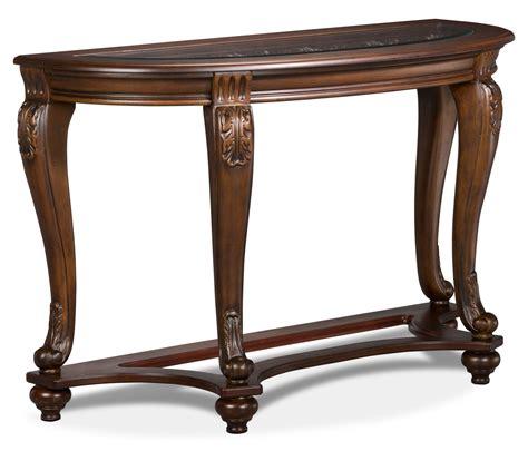 tables sofa valencia sofa table the brick
