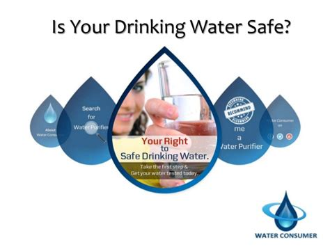 are water safe is your water safe