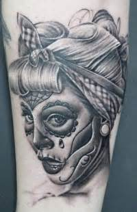46 cool pin up tattoos