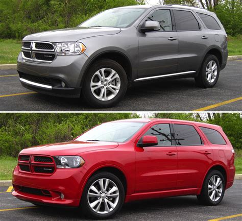Dodge Durango 2012 by 2012 Dodge Durango R T Road Track Or Testosterone