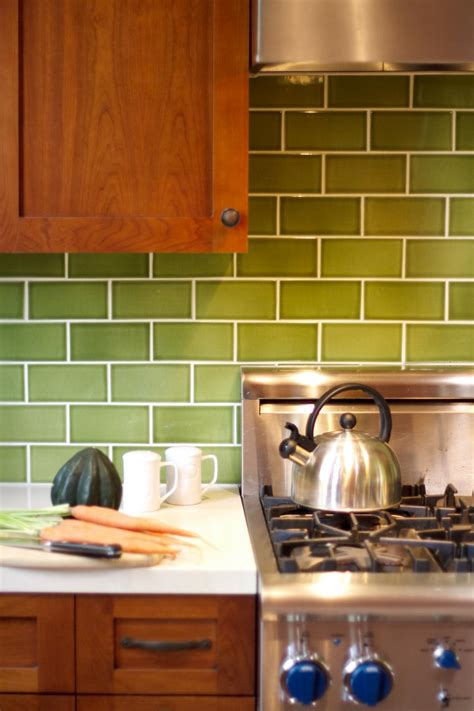 subway tile colors kitchen 11 creative subway tile backsplash ideas hgtv