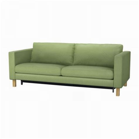 ikea slipcovers fit other sofas ikea karlstad sofa bed sofabed slipcover cover korndal green