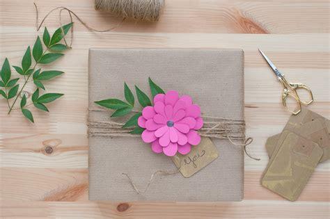 craft paper gift wrap 25 paper flower crafts nobiggie