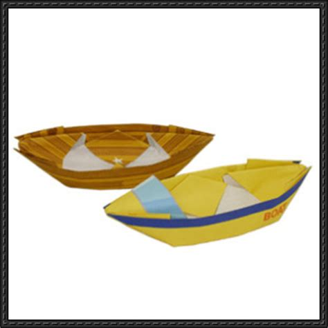 boat paper craft papercraft boat page 2 papercraftsquare