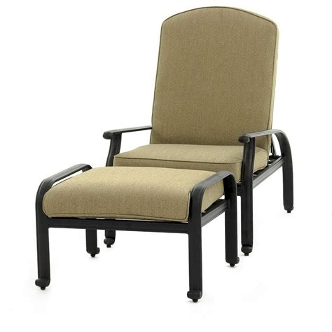 reclining patio chairs with ottoman reclining patio chairs with ottoman darlee elisabeth
