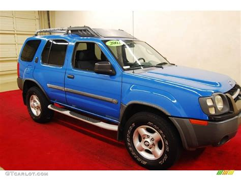 xterra paint colors 2002 shock blue nissan xterra xe v6 68664647 gtcarlot