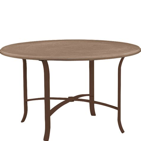 tropitone patio table dining table tropitone dining table