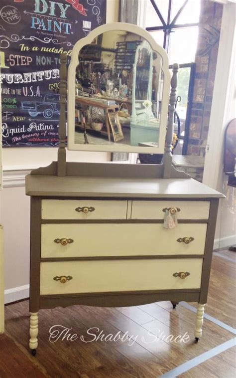diy chalk paint by heirloom traditions antique dresser painted in debi beard s diy chalk type
