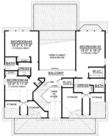 house plans with elevators low country house plan with elevator 9140gu architectural designs house plans