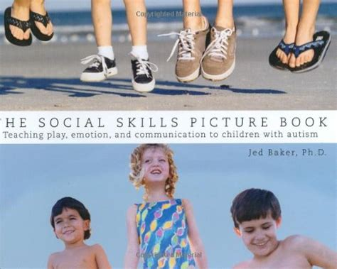 social skills picture book tap