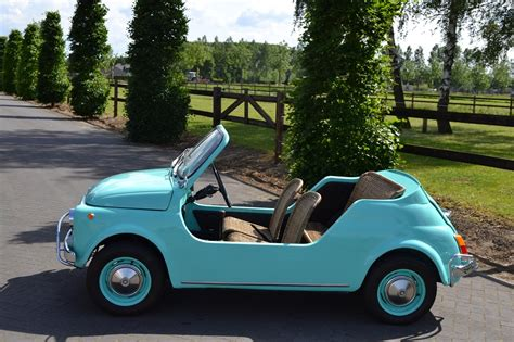 Fiat 500 Jolly by Classic Park Cars Fiat 500 Jolly Replica
