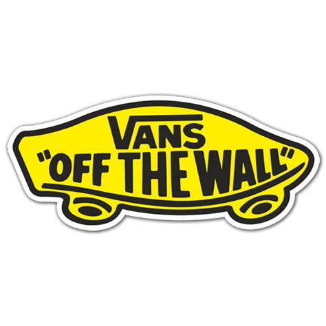 Do Wall Stickers Come Off sticker surf skate vans off the wall 2 muraldecal com