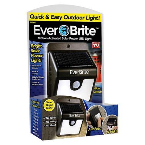 as seen on tv outdoor light as seen on tv 174 brite outdoor solar light black target