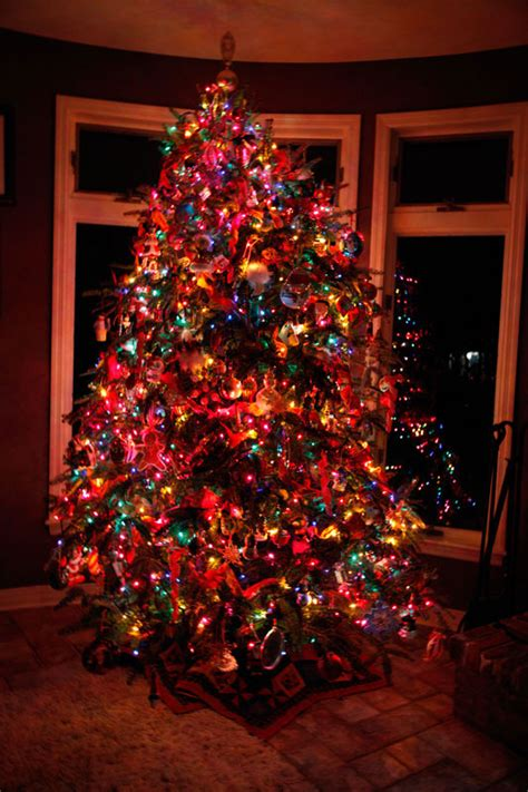 colored lights tree decorating ideas collection of colored lights tree decorating