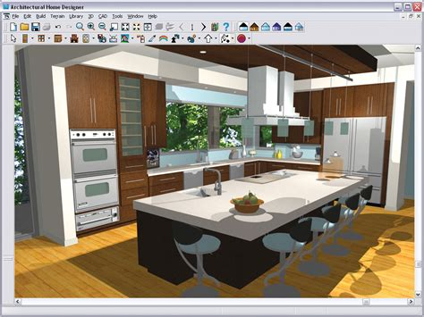 i design kitchens chief architect architectural home designer 9 0 pc dvd