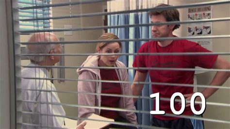 the office the office us 100 best moments seasons 1 5