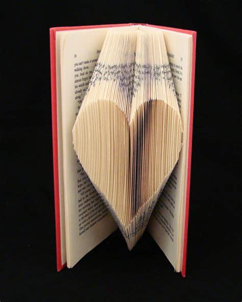 book folding origami folded book