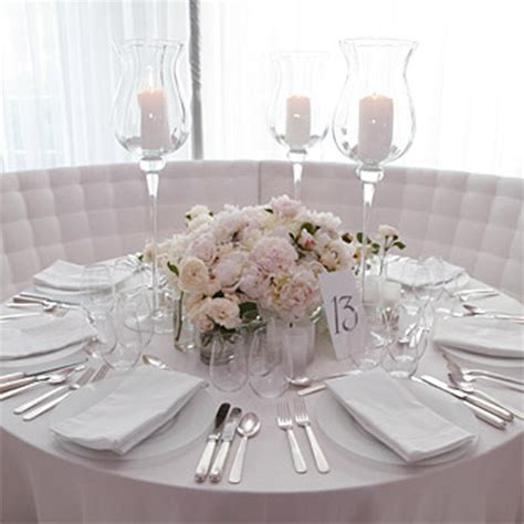white table decoration ideas simple wedding centerpieces for tables wedding and
