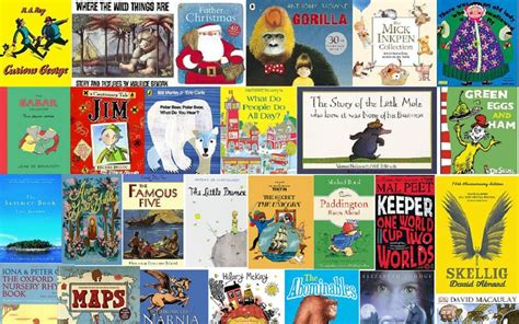 best picture books 100 best children s books of all time