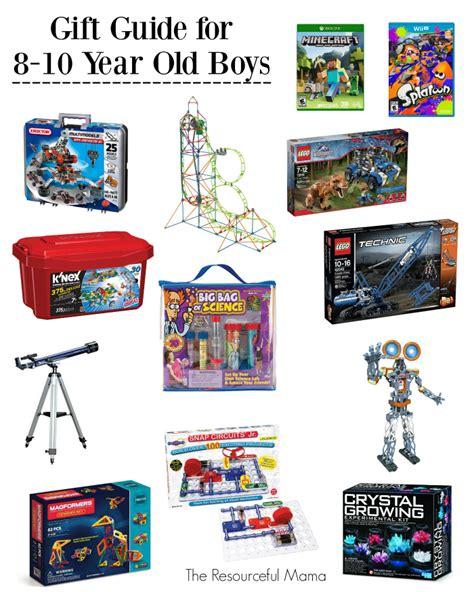 gift ideas for 8 yr gift ideas 8 10 year boys