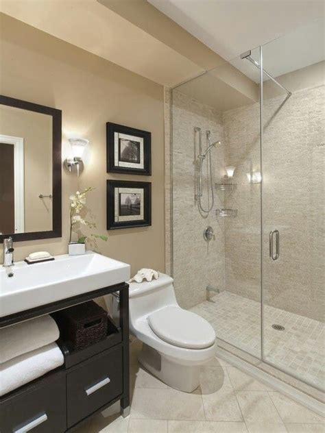 Neutral Colored Bathrooms by How To Add A Basement Bathroom 27 Ideas Digsdigs