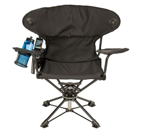 Chair With Speakers by Revolve Chair Swiveling Portable Chair With Speakers