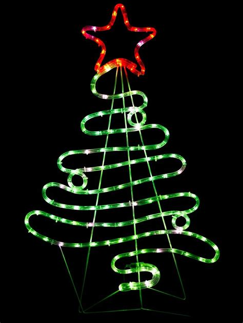 led rope light tree 1000 ideas about led rope lights on rope