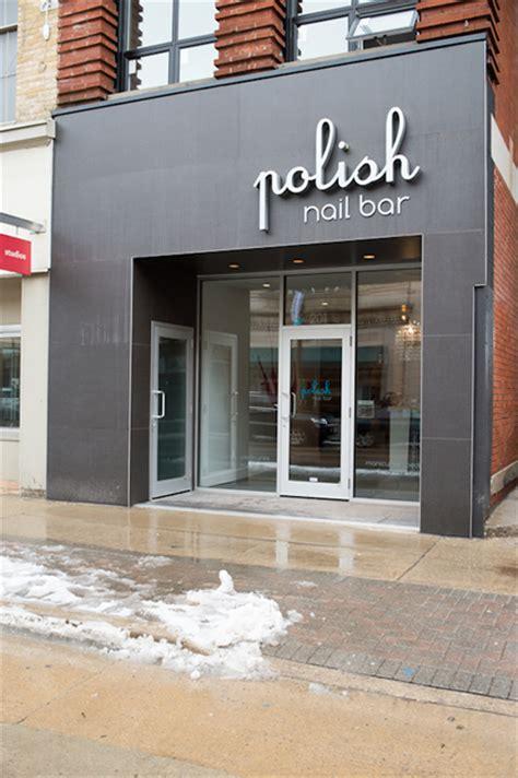 storefront designer modern nail bar storefront and interior design 02 modern