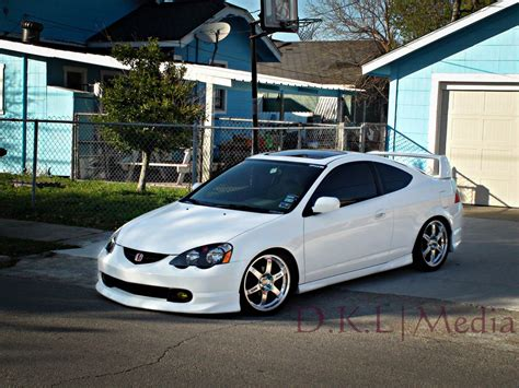 Rsx Type S by Acura Rsx Type S White