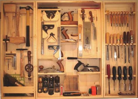 woodworking tool cabinet hanging tool cabinet finewoodworking