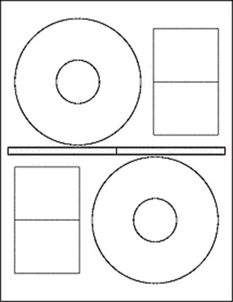 download label templates ol5050 4 64 quot cd labels
