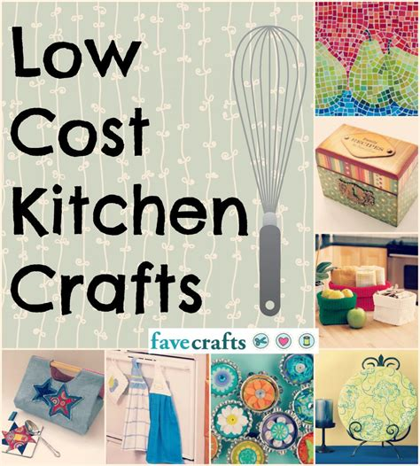 kitchen craft projects 53 low cost kitchen crafts favecrafts