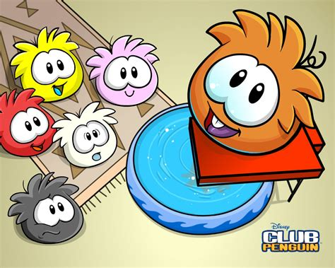 club penguin puffles club penguin photo 24620425 fanpop