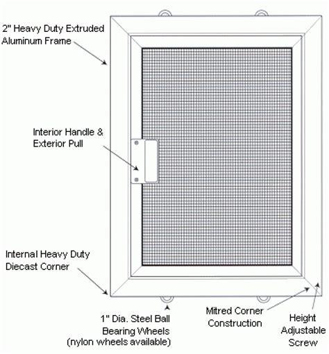 patio screen door installation how to install a sliding screen door track