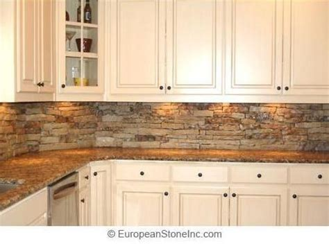 kitchen backsplash ideas for cabinets best 25 backsplash ideas on stacked