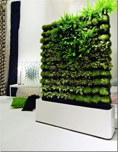 planter walls in gardens how partitions create more space renovator mate