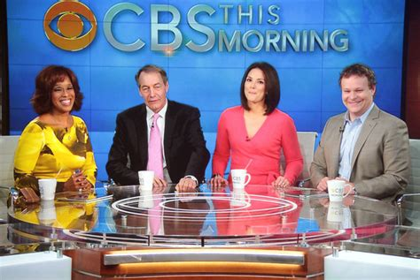 cbs morning show how in the world did gayle king get cbs this morning