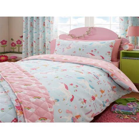 unicorn bedding magic unicorn duvet set filly and co gifts