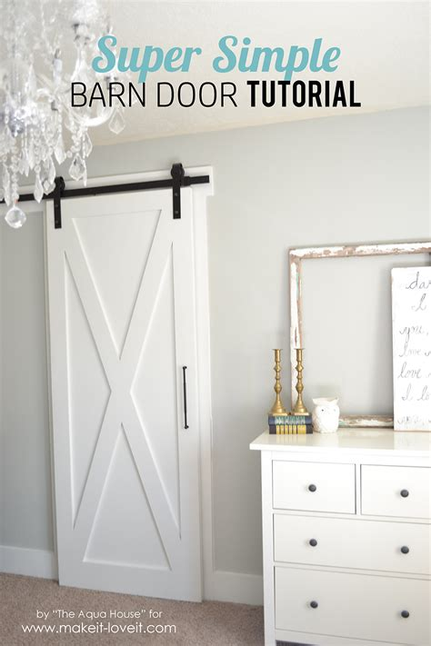 how to make a barn door for inside how to make a faux barn wood wall make it and it