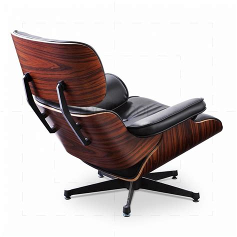 reproduction eames chair eames lounge chair and ottoman by charles and eames