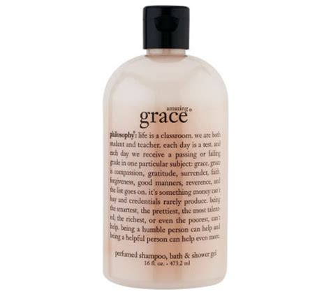 philosophy amazing grace shoo bath shower gel philosophy amazing grace shoo bath shower gel page