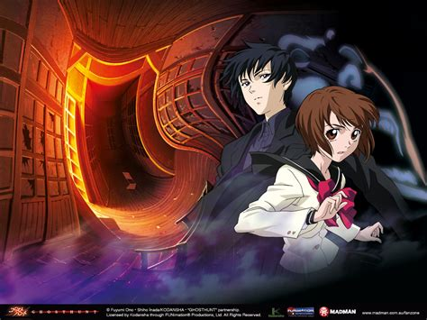 ghost hunt moonlight summoner s anime sekai ghost hunt ゴーストハント
