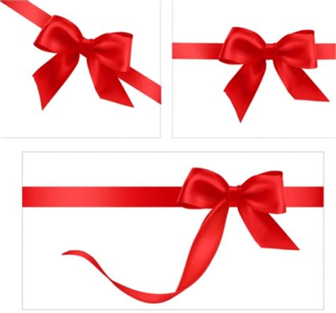 gift card designs gift card with ribbons design vector free vectors