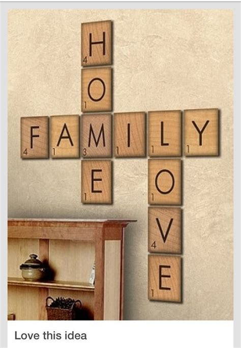 things to do with scrabble tiles 25 best ideas about wall decorations on diy