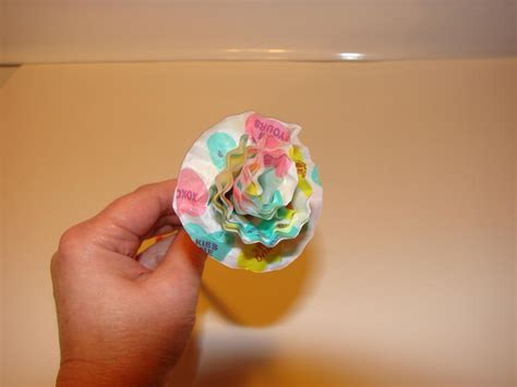cupcake paper crafts church house collection cupcake paper roses