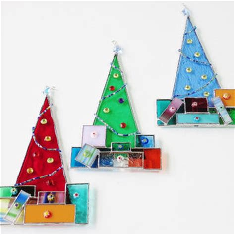 stained glass ornament kits shop stained glass suncatchers on wanelo