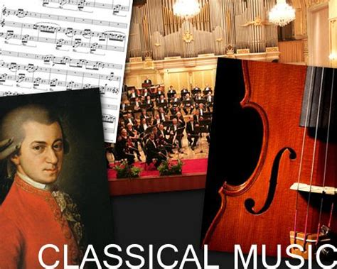 the best of classical music an analysis of classical era music middle class economic