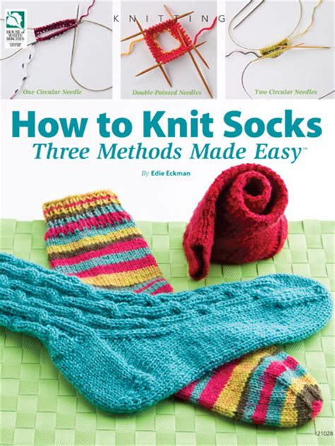 knitting book how to knit socks knitting pattern book