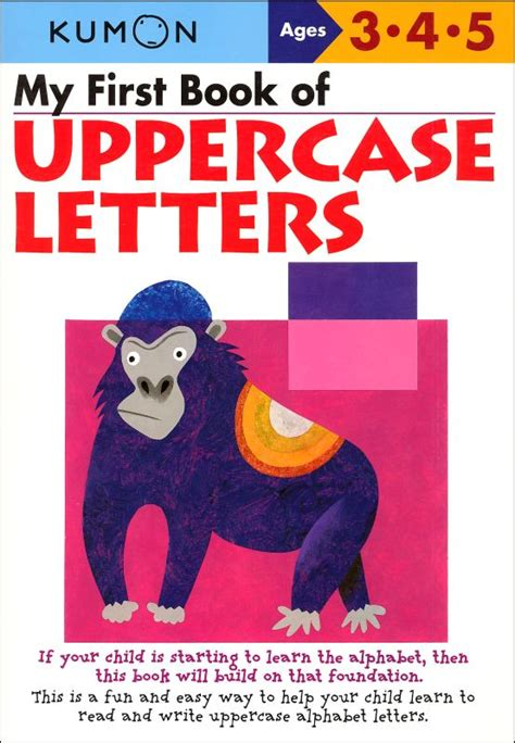 my book of lowercase letters my book of uppercase and lowercase letters product