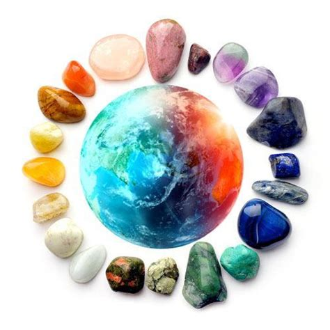 gems and planets and gemstones